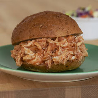 Savory Pulled Rotisserie Chicken Sandwiches
