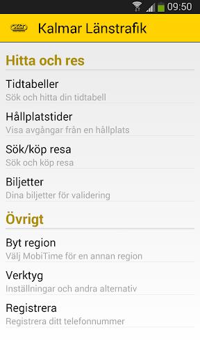 Kalmar MobiTime