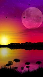Summer Lake Live Wallpaper v1.04