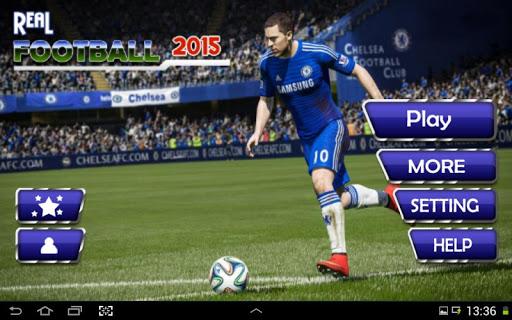 Football Real Soccer 2015