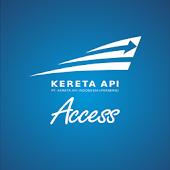 Kereta Api Indonesia Access