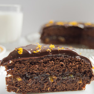 Chocolate Orange Torte