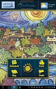 MyFest-Geneva Swedish Days- screenshot thumbnail
