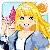 Princess Ayya Dress Up