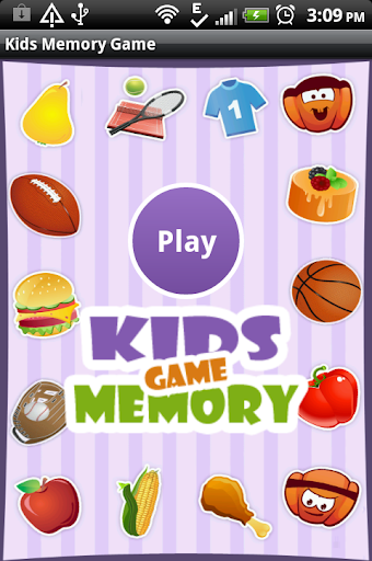 Memory Game For Kids