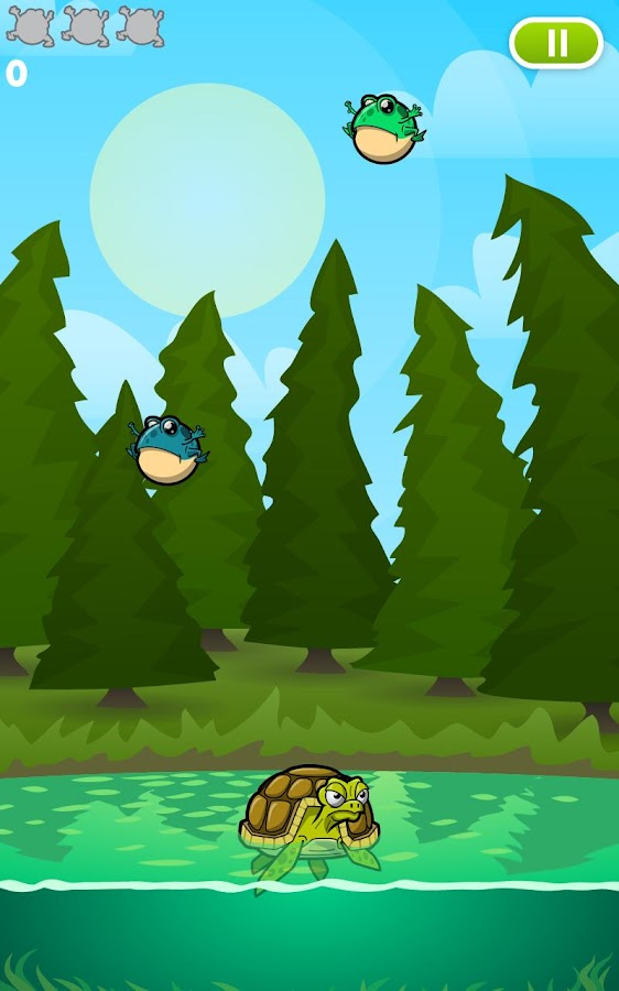 Pond Defense- screenshot