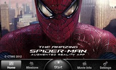 アメイジング・スパイダーマンARアプリのおすすめ画像1
