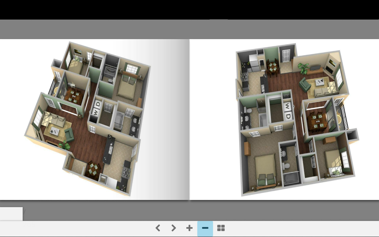 3d Home Floor Plan 3d floor plan commercial concepts australia 3d Home Plans Screenshot