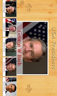 USA Presidents Flashcards - screenshot thumbnail