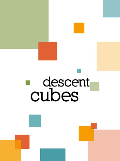 【免費休閒App】Descent Cubes-APP點子