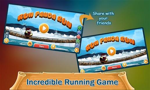 Run Panda Run: Joyride Racing - screenshot thumbnail