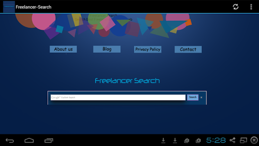 Freelancer-Search
