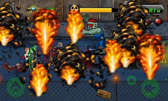 Screenshot of Zombie Hunter! Free