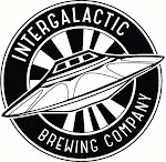 Logo of Intergalactic Planet Invader Russian Imperial Stout