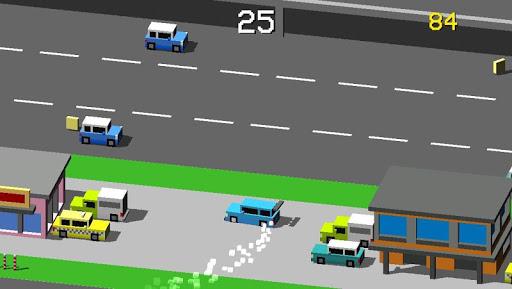 Through the City - Racing Game