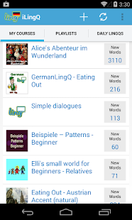 Learn Languages - LingQ- screenshot thumbnail