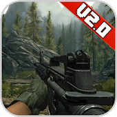 army sniper assassin 3d target