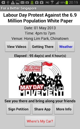 May01 - May Day Protest 2013