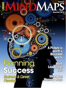 Using Mind Maps Magazine
