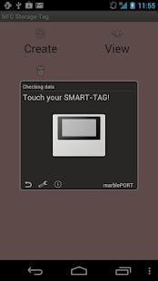 NFC Storage Tag- screenshot thumbnail