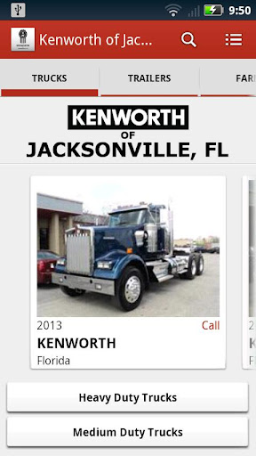 Kenworth of Jacksonville