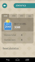 Screenshot of 2048 EXTENDED!