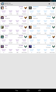 LoLNexus - LoL Match Scouter - screenshot thumbnail