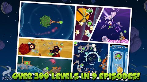 Angry Birds Space Premium Screenshot 5