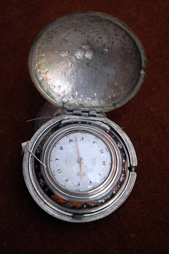 "Ottoman Army Pocket Watch ""George Prior"""
