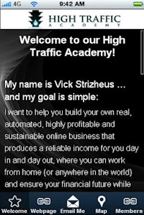 High Traffic Academy - screenshot thumbnail