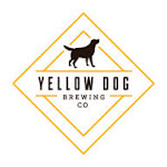 Logo for Yellow Dog Beer