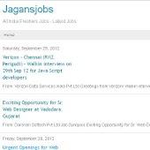 Jagans Jobs
