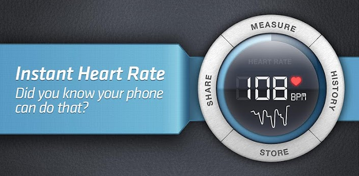 Instant Heart Rate - Pro v5.36.2804 APK