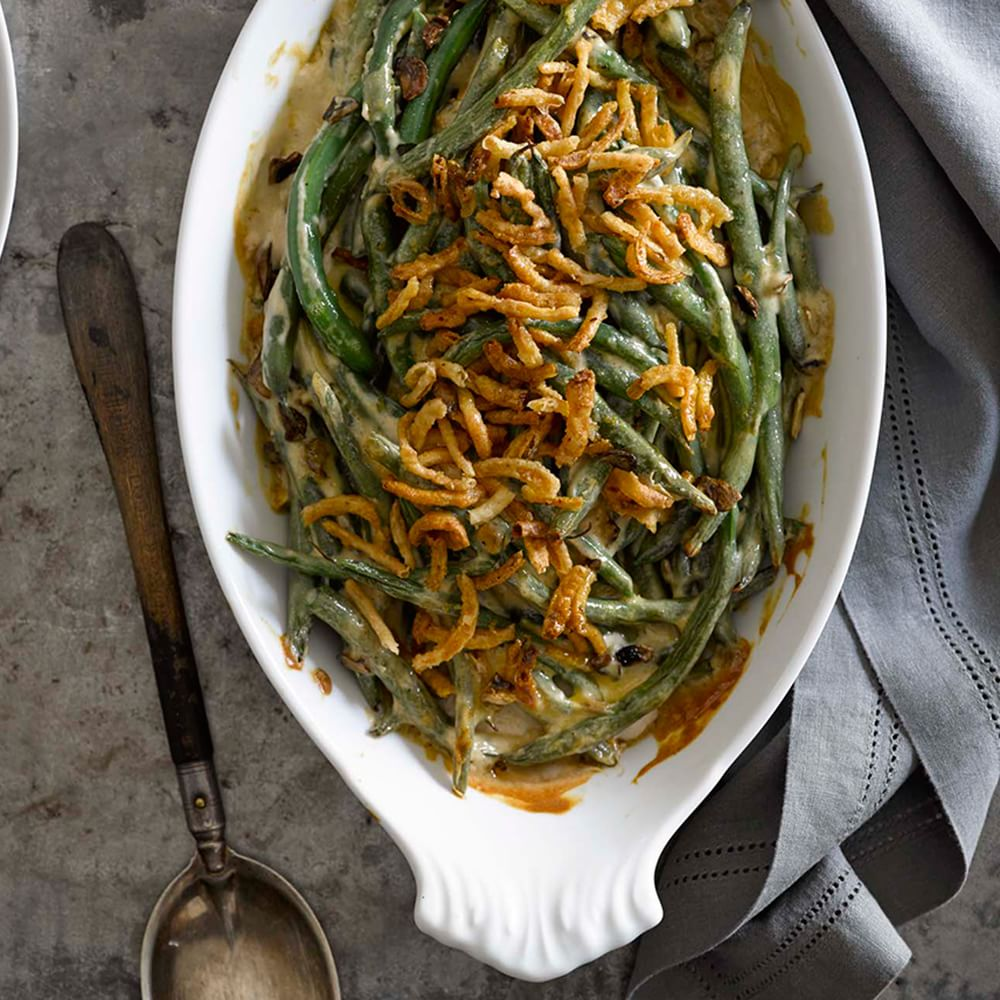 10 Best Green Bean Casserole Without French Fried Onions