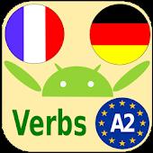 Verbs A1 A2 French - German