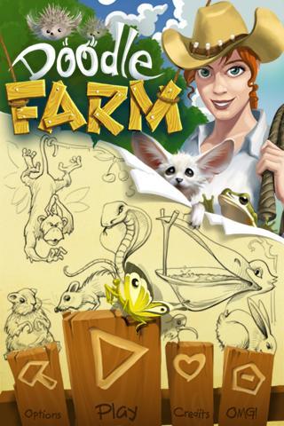 Doodle Farm™ Free - screenshot