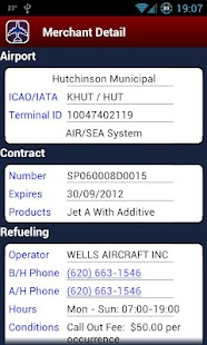 AIR Card® FBO Locator - screenshot thumbnail