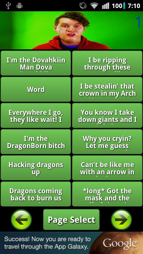 Hiimrawn Soundboard - screenshot