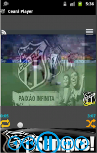 Ceará (Vozão) Player - screenshot thumbnail