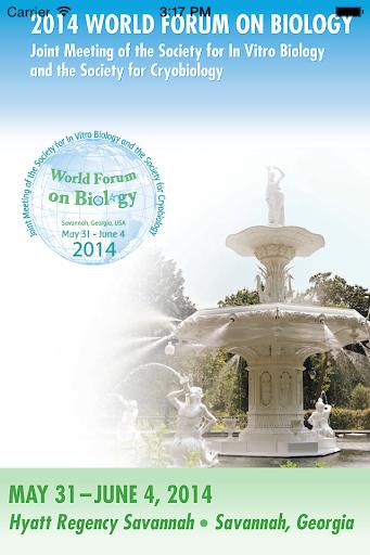 2014 World Forum on Biology