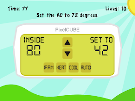 Screenshot of The Impossible Test SUMMER