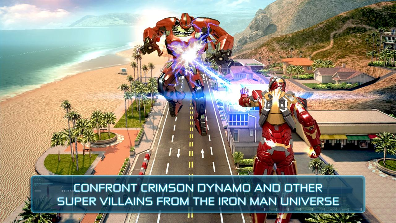 Image result for iron man 3 - the official game play store