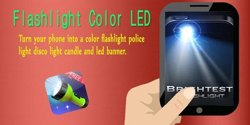 Flashlight Color LED