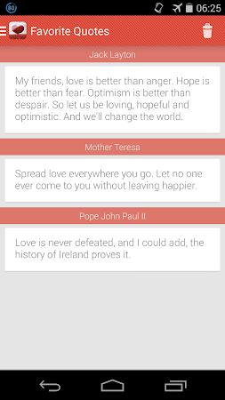 Love Quotes 2.10 screenshot 1113900