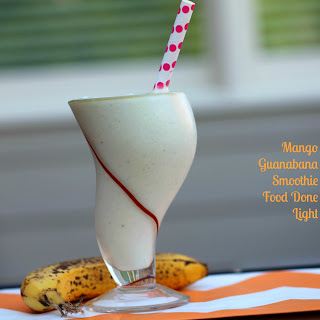 Mango Guanabana Smoothie