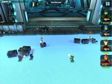 Line Of Defense Tactics Screenshot 4