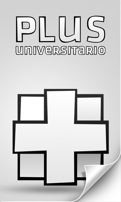 PLUS universitario - screenshot