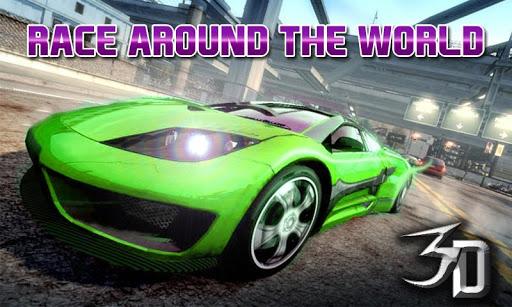 3D Stunt Budget Race
