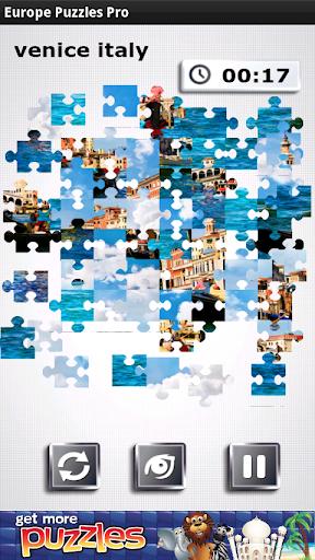 ヨーロッパパズル