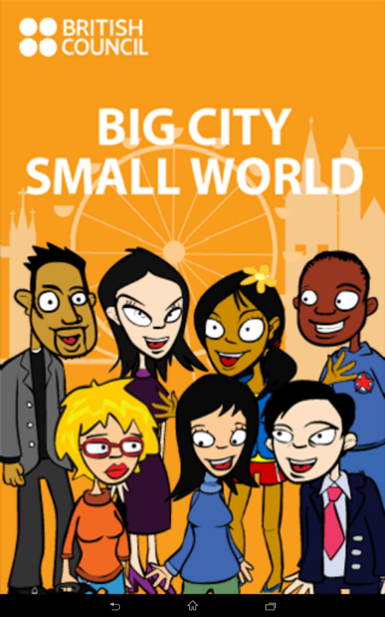 Big City Small World Podcasts - screenshot